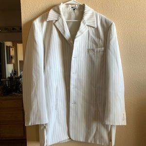 White Suit for man